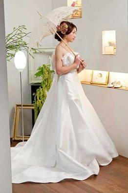 <花嫁体験!ドレスを着て歩き方&プチマナー講座>