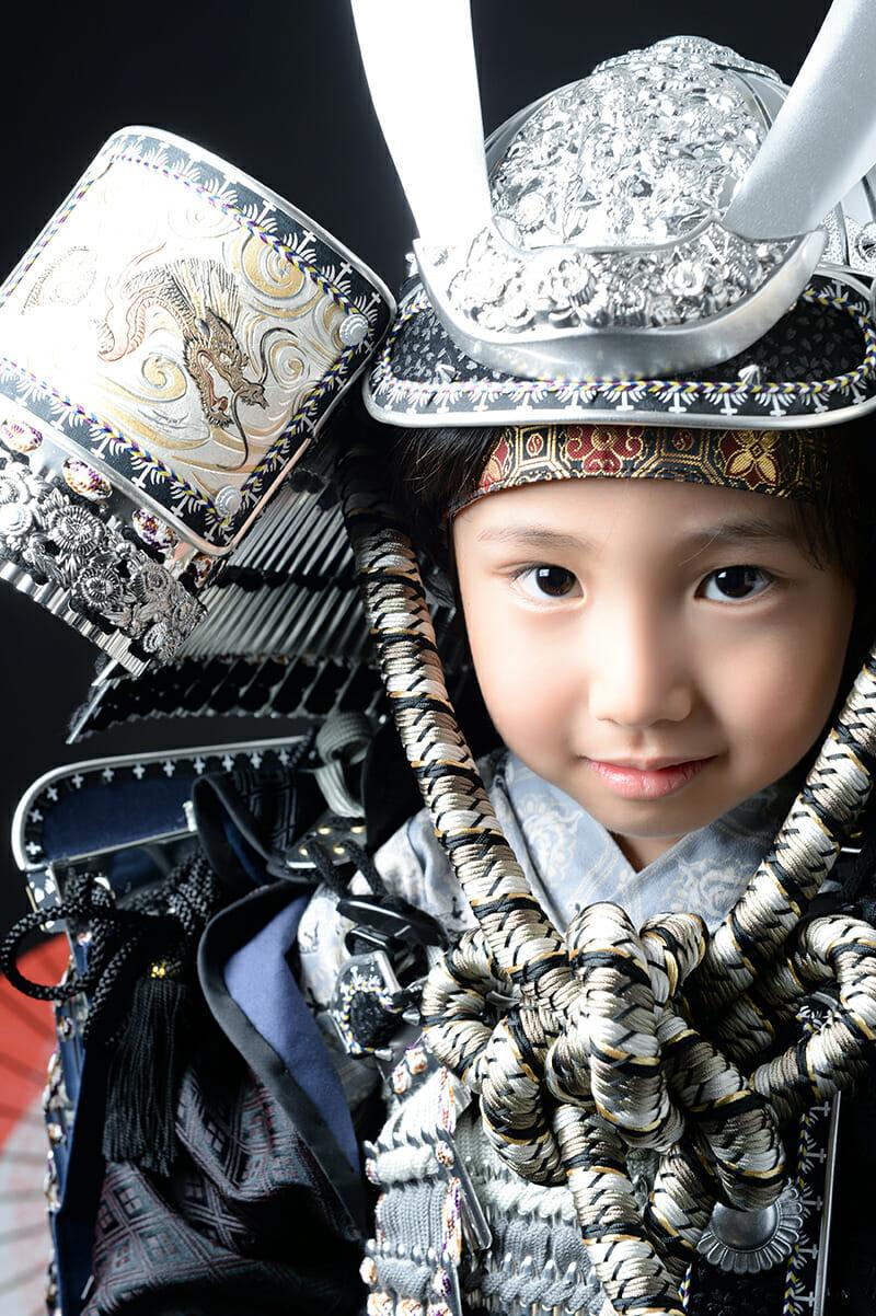 男の子モデル追加5名募集‼ 高岡で鎧甲(よろいかぶと)の写真はひまわりへ‼