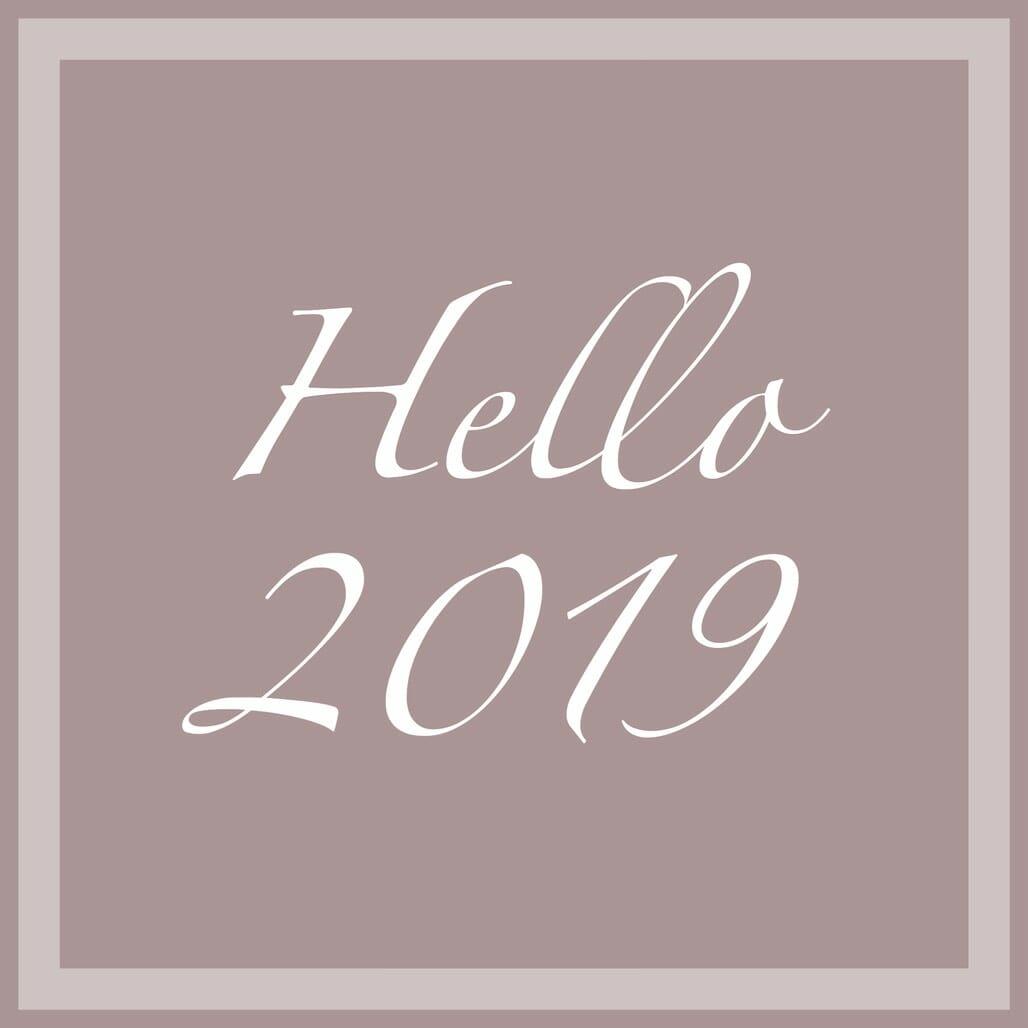 Hello ,2019