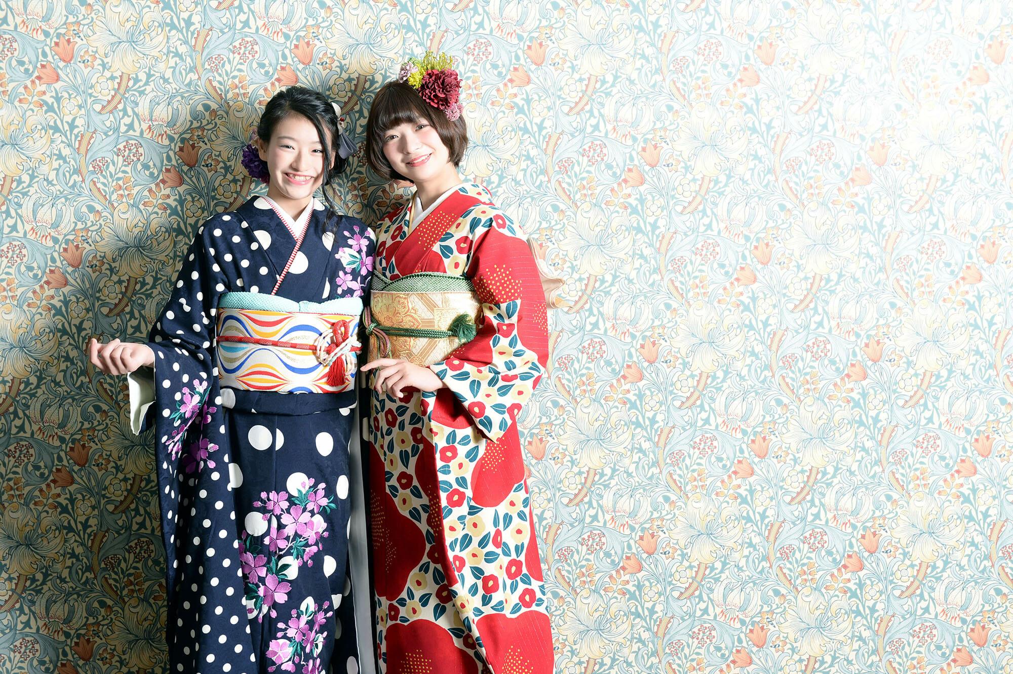 成人式『振袖』『紋付袴』前撮りするなら 1・2月がおススメ‼