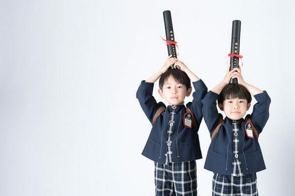 富山の卒園式入学式のおしゃれな写真は高岡市のブライダルハウスひまわり