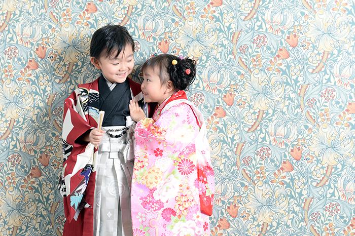 射水神社の七五三衣裳レンタルはひまわりがおススメ 写真撮りも人気