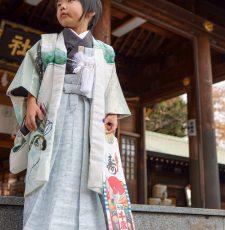 射水神社で祈祷してきましたお客様のお写真 衣装はブライダルハウスひまわりでおしゃれな着物を借りたよ 射水神社のすくすくセットを利用